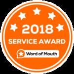 Customer Service Award BOX EM UP